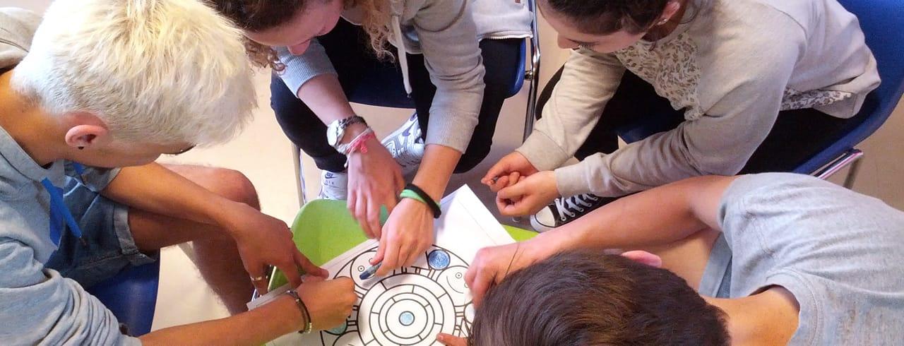 Attività e progetti per adolescenti e giovani